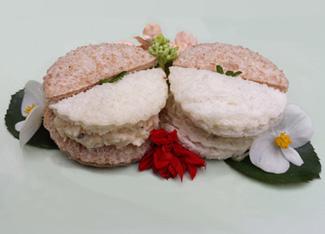 Asparagus & Cream Cheese Bacon & Cream Cheese Chicken Salad
